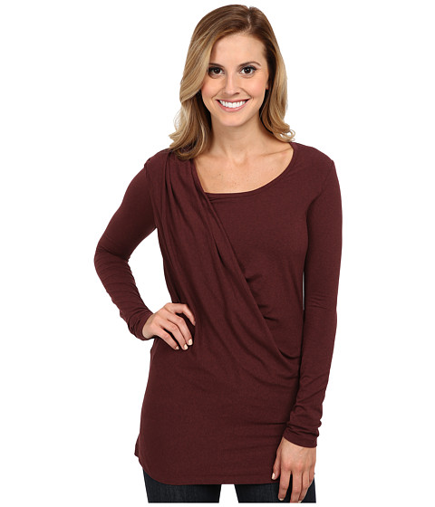 Merrell - Evoke Jersey Tunic (Bourbon Heather) Women