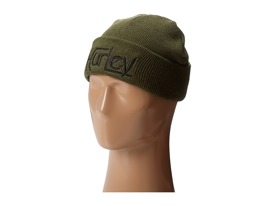 Hurley - Original Beanie (Rough Green) Beanies