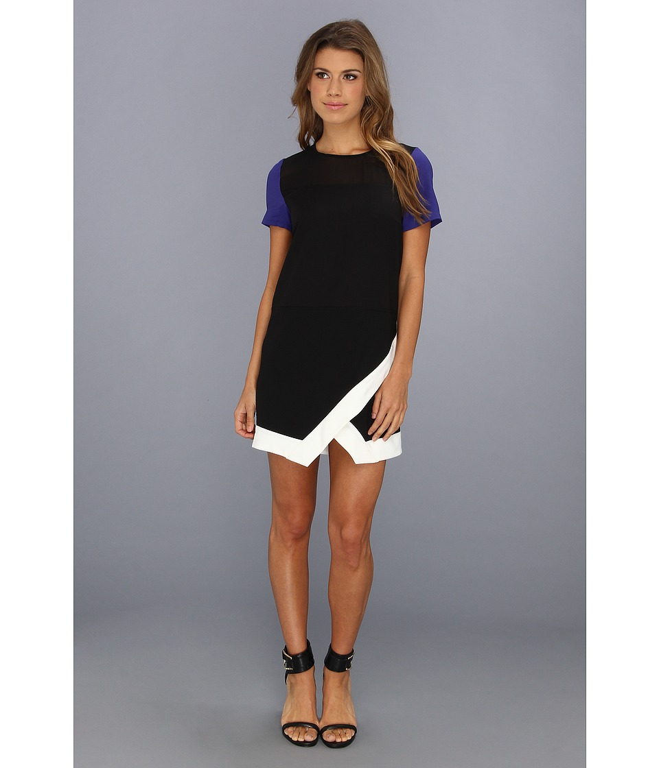StyleStalker - Dopeness Dress (Black) Women's Dress