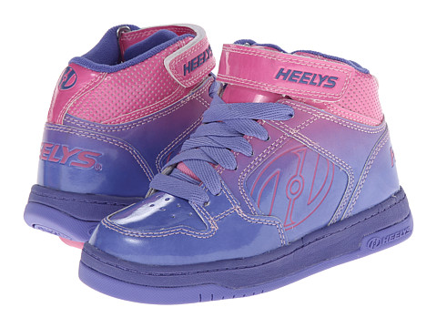 Heelys - Fly 2.0 (Little Kid/Big Kid/Women's) (Purple/Pink) Girls Shoes