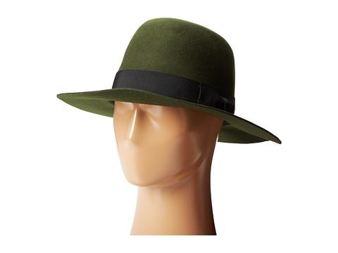 Brixton - Count Fedora (Moss) Caps