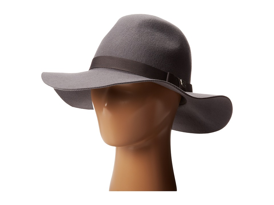 Brixton - Dalila Hat (Light Grey) Traditional Hats