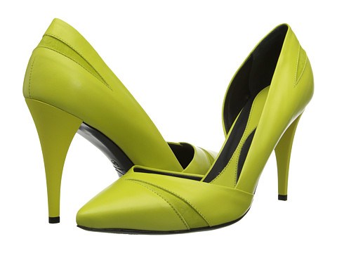 McQ - Lex Pump 90 (Lime) High Heels