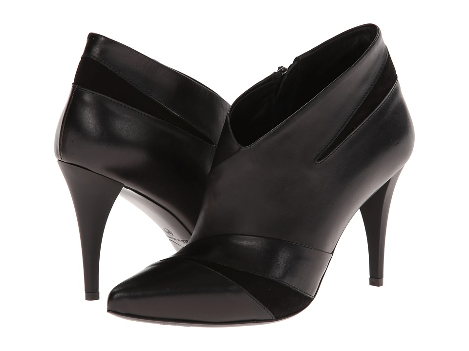 McQ - Shear Bootie 90 (Black) High Heels