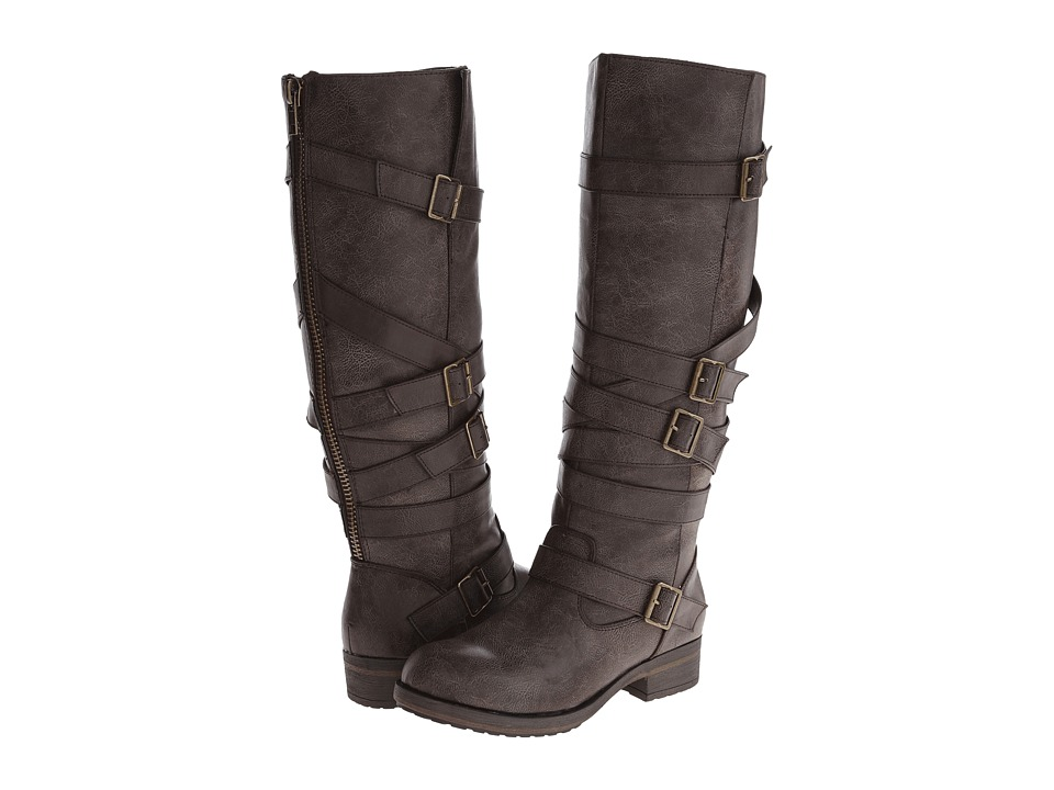Madden Girl - Lilith (Brown Paris) Women