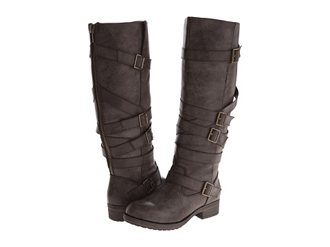 Madden Girl - Lilith (Brown Paris) Women's Boots