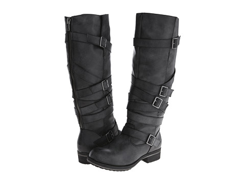 Madden Girl - Lilith (Black Paris) Women's Boots