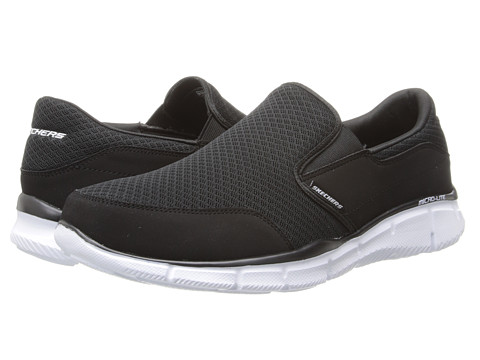 SKECHERS - Equalizer Persistent (Black/White) Men