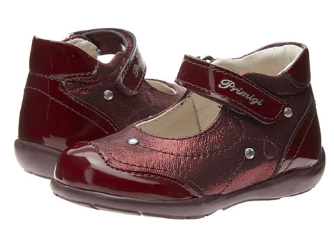 Primigi Kids - Milne (Toddler) (Red) Girls Shoes