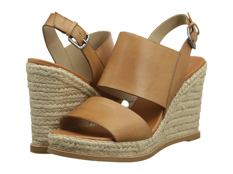 Steven - Stunner (Natural Leather) Women's Wedge Shoes