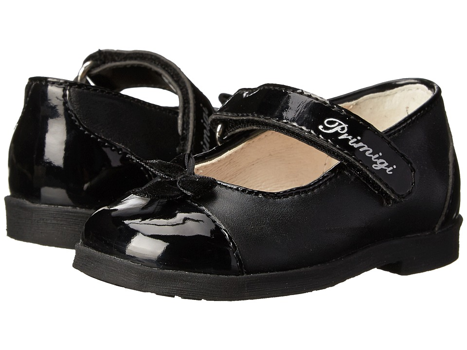 Primigi Kids - Jade (Toddler) (Black) Girls Shoes