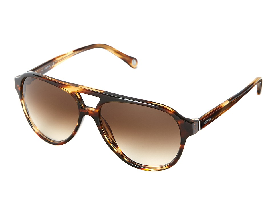 Jack Spade - Thompson/S (Striated Brown/Brown Gradient) Fashion Sunglasses