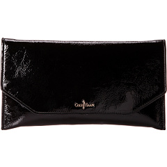 SALE! $74.99 - Save $73 on Cole Haan Masquerade Envelope Clutch (Black Patent) Bags and Luggage - 49.33% OFF $148.00