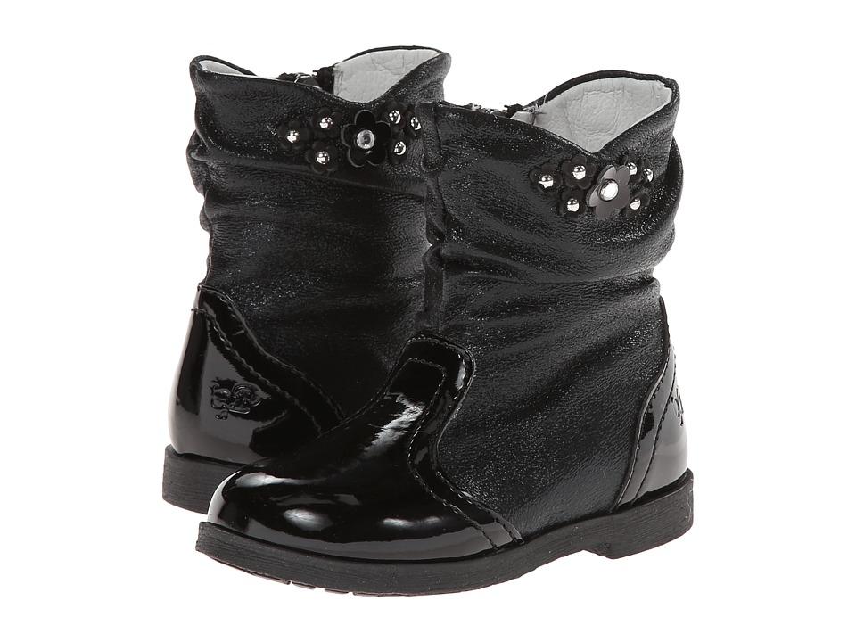 Primigi Kids - Saffy (Toddler) (Black) Girls Shoes