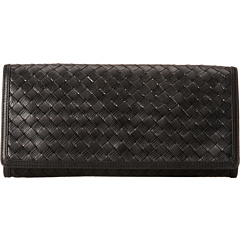 SALE! $99.99 - Save $98 on Cole Haan Nora Weave Izzie Clutch (Black) Bags and Luggage - 49.50% OFF $198.00