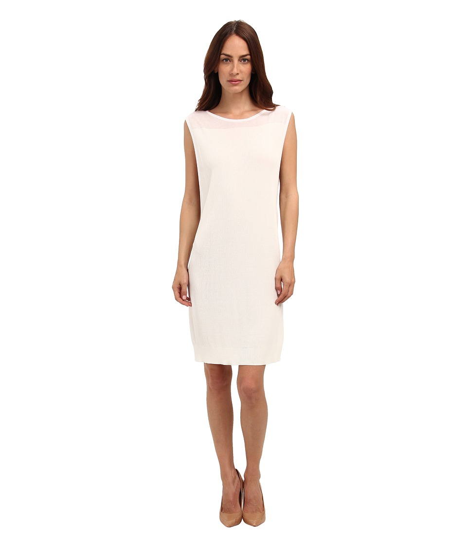 Theory Kaubrey Dress (White) Women