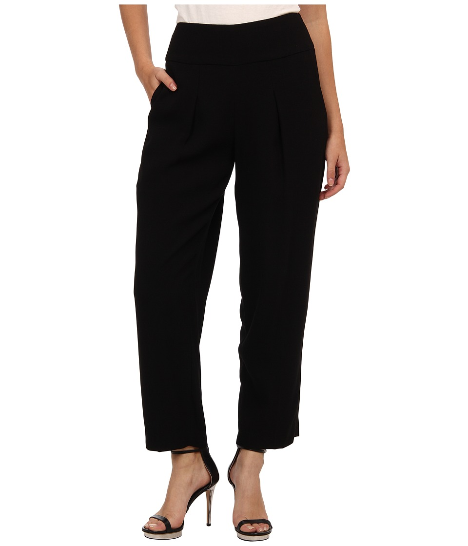 Theory - Posay Pant (Black) Women's Casual Pants