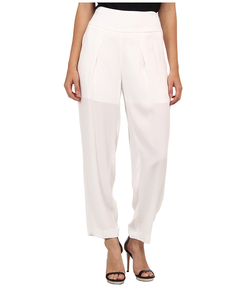 Theory - Posay Pant (White) Women