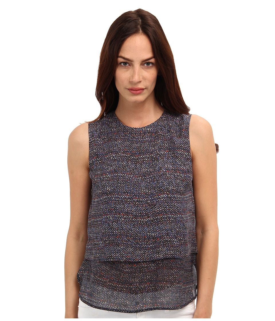Theory - Hodal C Top (Multi) Women's Sleeveless