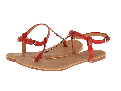 Joe's Jeans - Eleanor (Red) Women's Sandals