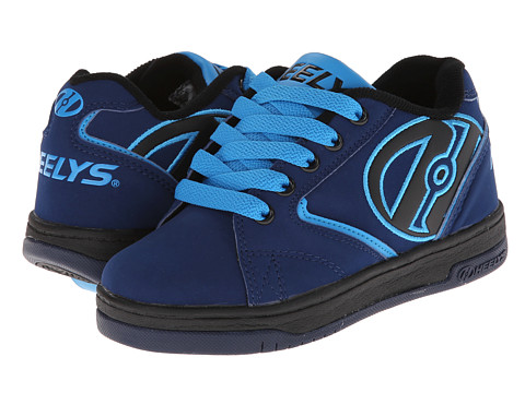 Heelys - Propel 2.0 (Little Kid/Big Kid/Adult) (Navy/Blue) Boys Shoes