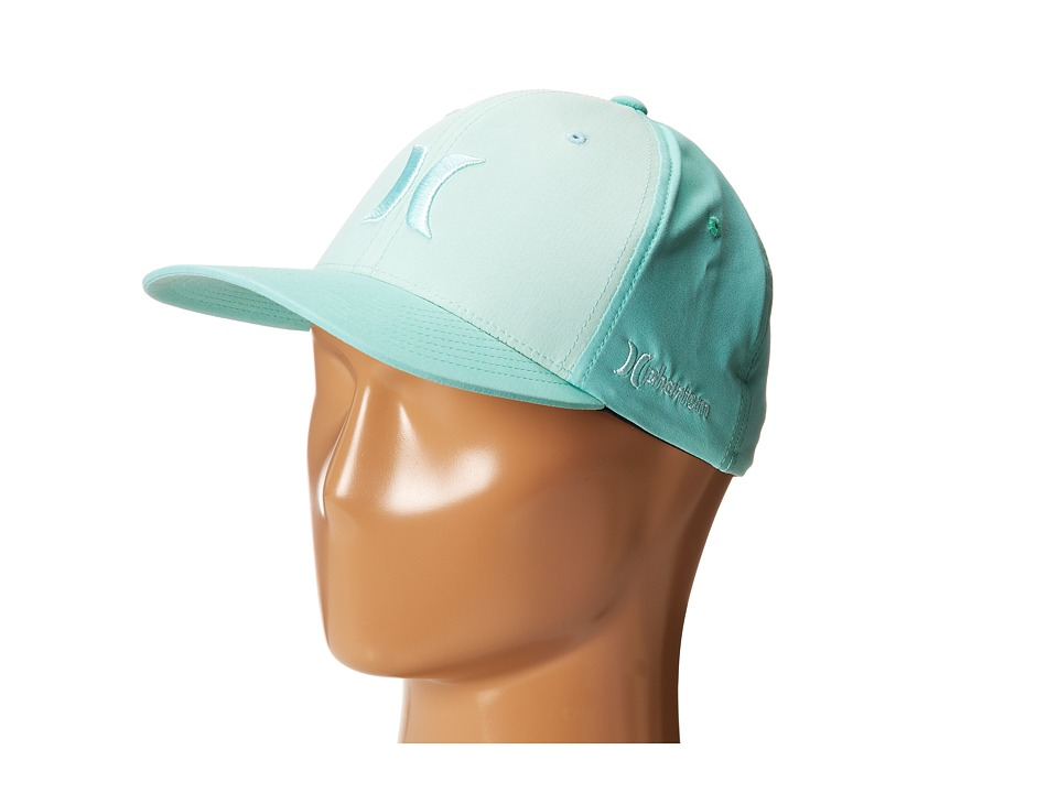 Hurley - Phantom Block Party Blend (Hyper Turquoise) Caps