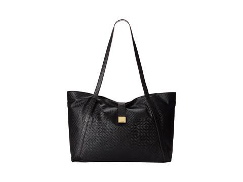 Lodis Accessories - Redding Danika Slouch Tote (Black) Tote Handbags
