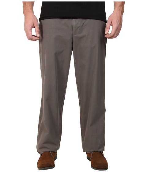 Tommy Bahama Big & Tall - Big Tall Del Chino Pant (Dark Pewter) Men's Casual Pants