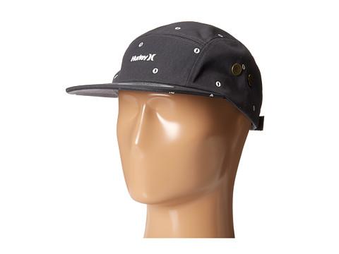 Hurley - Sea Society Camper Hat (Medium Ash) Caps
