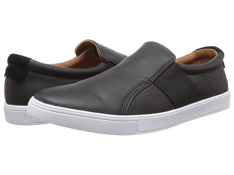 Kenneth Cole Unlisted - Camp Out (Black) Men's Slip on Shoes