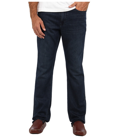 Tommy Bahama Big & Tall - Big Tall New Cooper Authentic Jean (Blue Overdye) Men