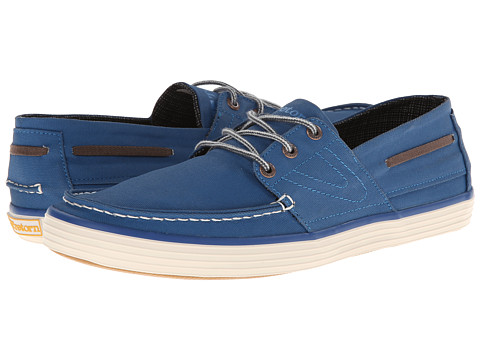 Tretorn - Otto Vax (Blue) Men's Lace up casual Shoes