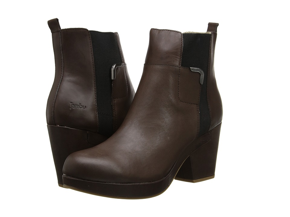 Jambu - Summit (Brown) Women