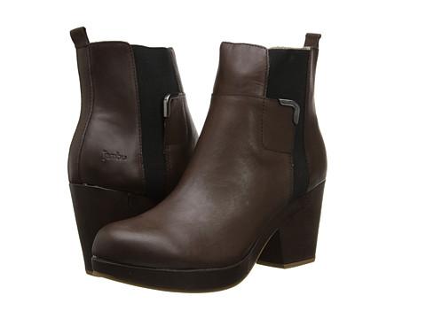 Jambu - Summit (Brown) Women's Pull-on Boots