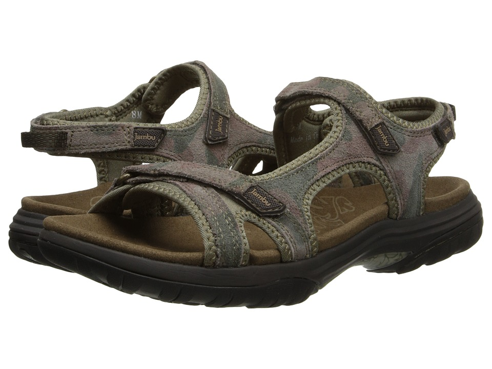 Jambu - Pluto (Camo) Women's Sandals