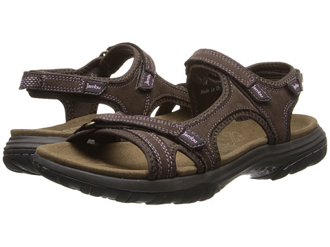 Jambu - Pluto (Brown) Women's Sandals