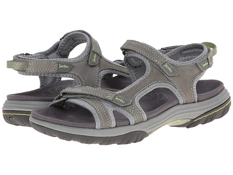 Jambu - Pluto (Grey) Women's Sandals