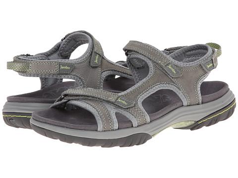 Jambu - Pluto (Grey) Women's Sandals