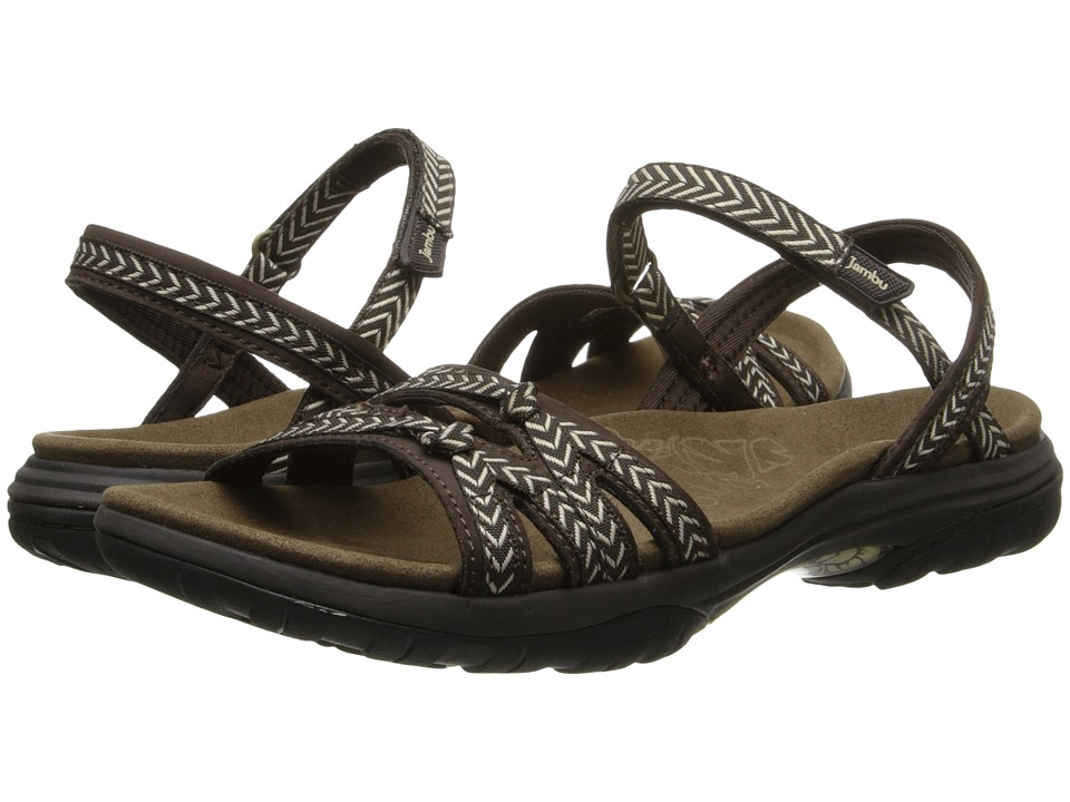 Jambu - Lunar (Brown) Women's Shoes