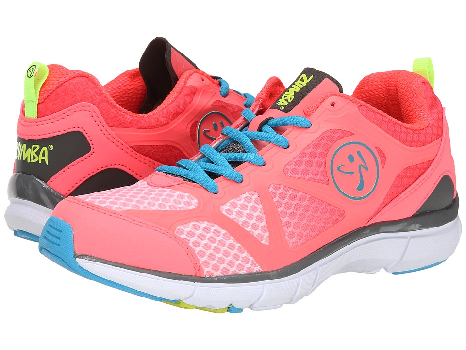 Zumba - Zumba Fly Fade (Neopulse Pink) Women's Shoes