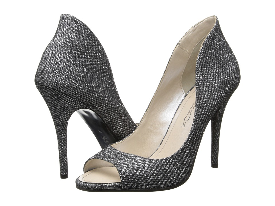 Caparros - Newport (Black/Silver Flash) High Heels
