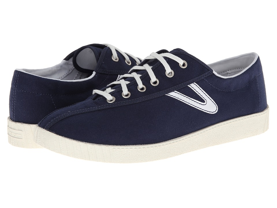 Tretorn - Nylite Canvas (Navy) Men's Classic Shoes