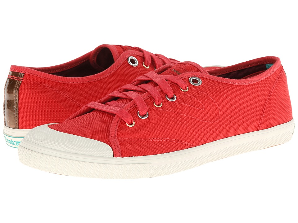 Tretorn - Seksti Mesh (Red) Women's Lace up casual Shoes