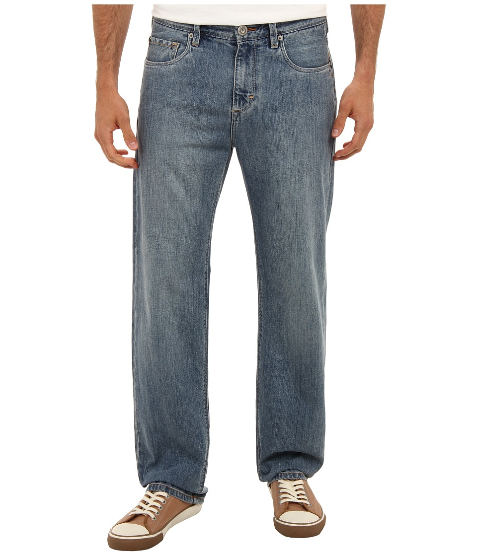 Tommy Bahama - Stevie Standard Fit Jean (Beach Wash) Men's Jeans