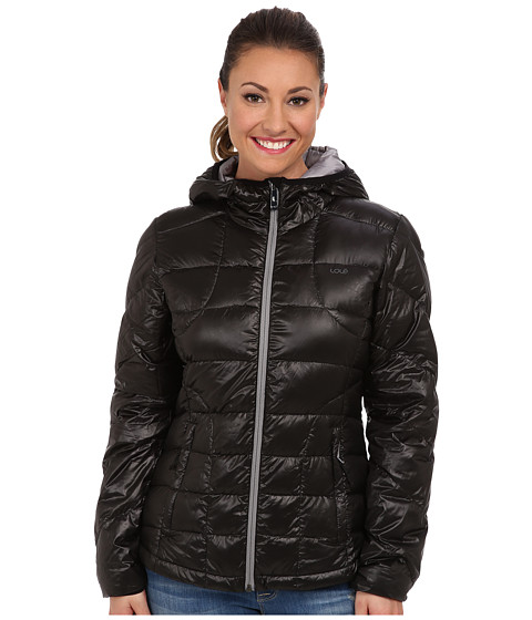 Lole - Emeline Smu Jacket (Black) Women's Coat