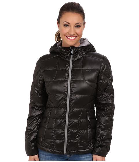 Lole - Emeline Smu Jacket (Black) Women's Coat