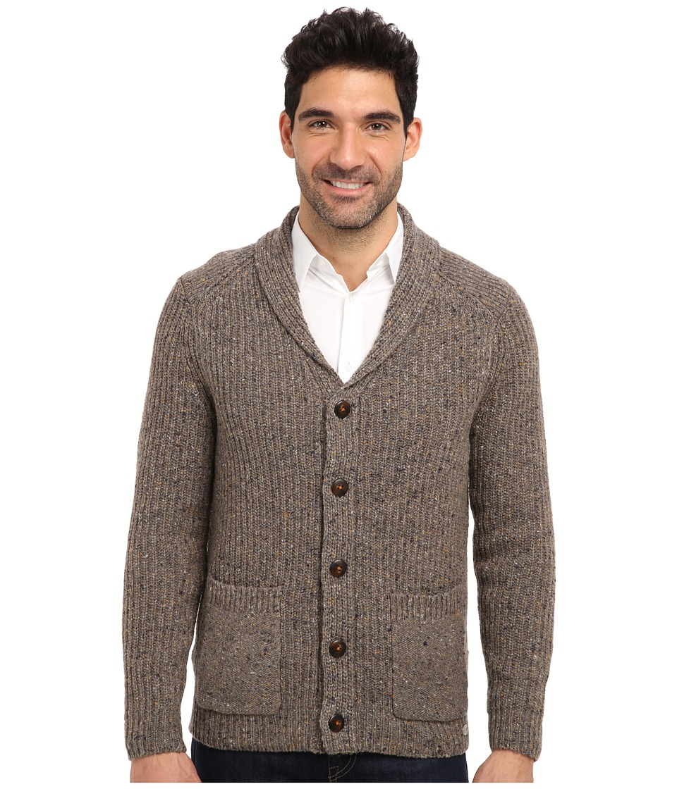 Tommy Bahama - Inverness Cardigan (Birch) Men's Sweater