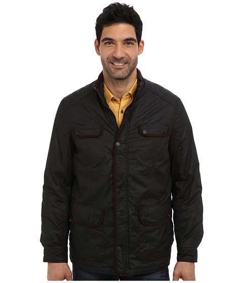 Tommy Bahama Denim - North Sea Field Jacket (Black) Men