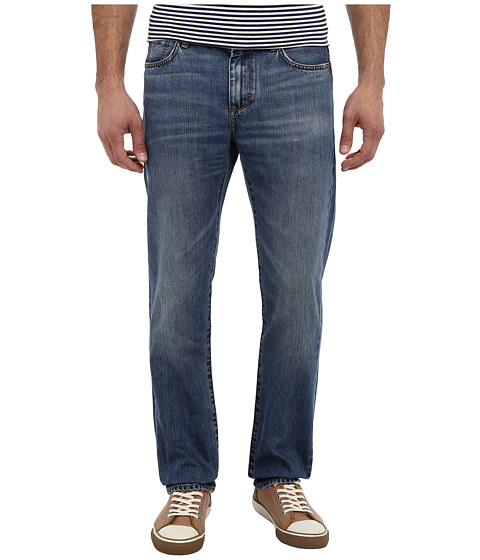 Tommy Bahama Denim - Jameson Vintage Straight Jean (True Vintage Wash) Men