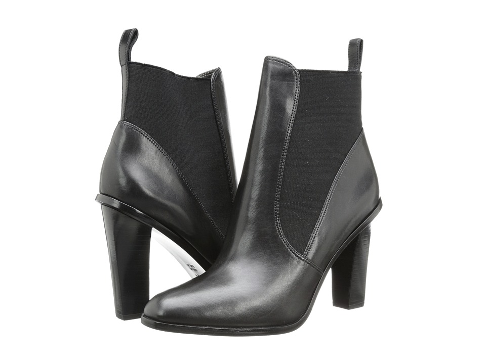 Via Spiga - Maila (Black Chantal Calf) Women